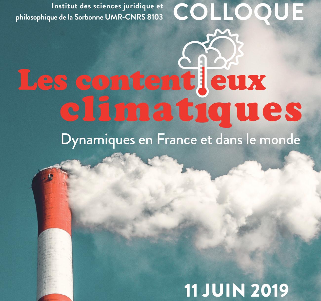 Les contentieux climatiques – Dynamiques en France et dans le monde