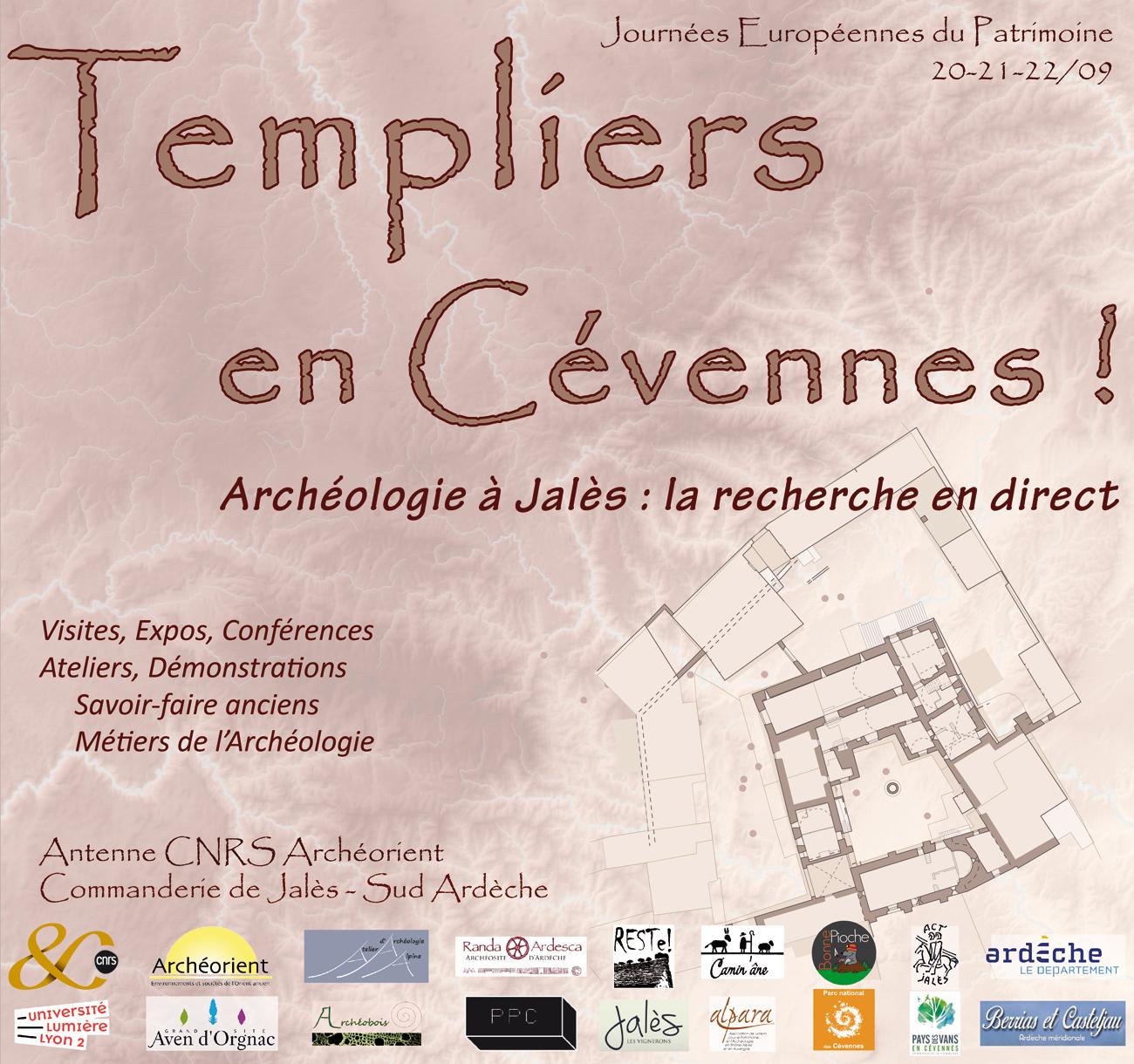 Templiers en Cévennes !