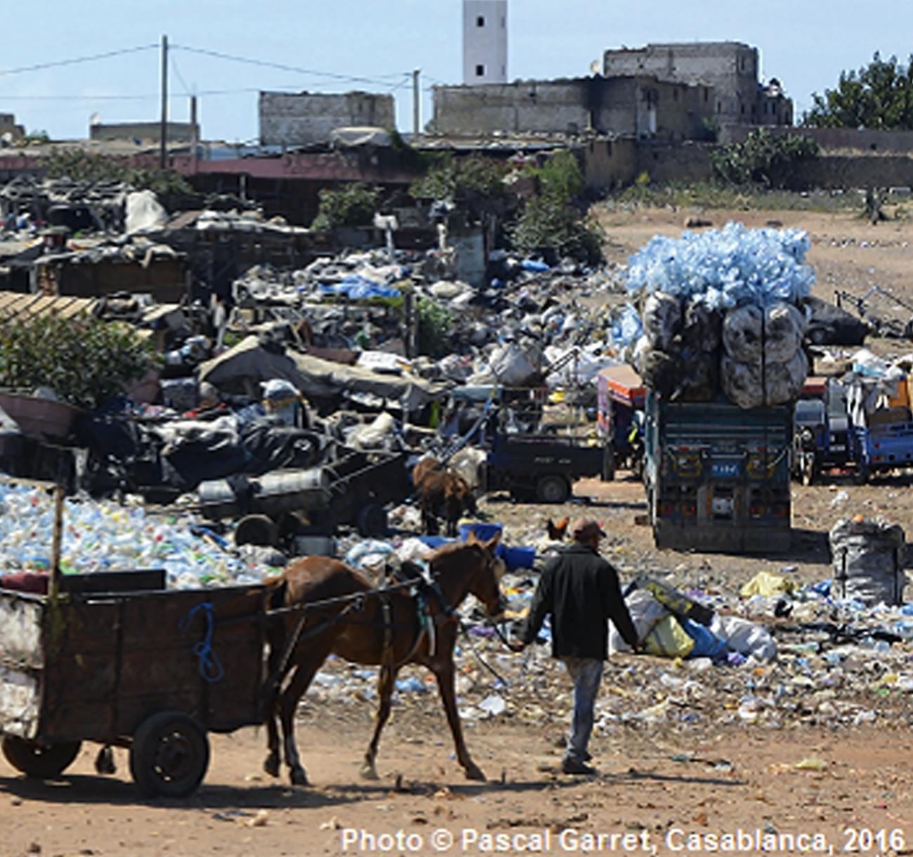 Des déchets et des hommes – Perspectives opérationnelles
