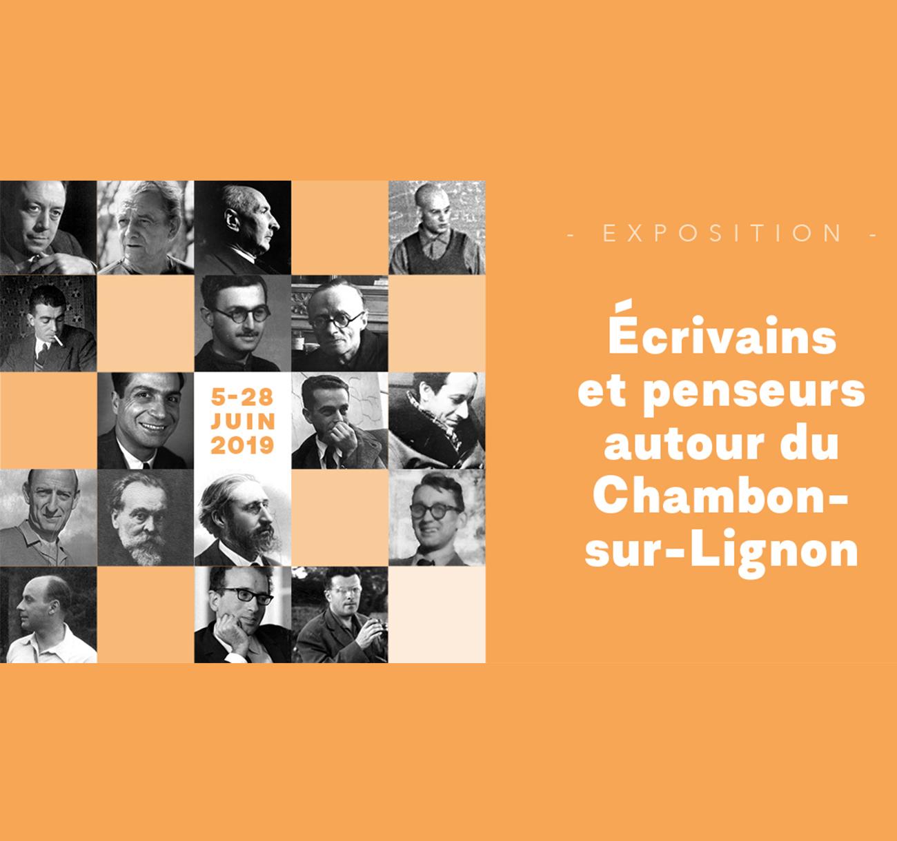 Écrivains et penseurs autour du Chambon-sur-Lignon