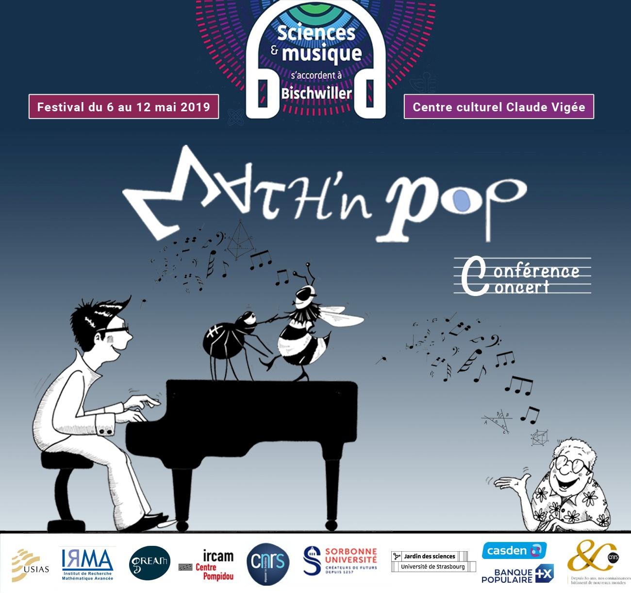 Math'n Pop : les maths au service de la chanson