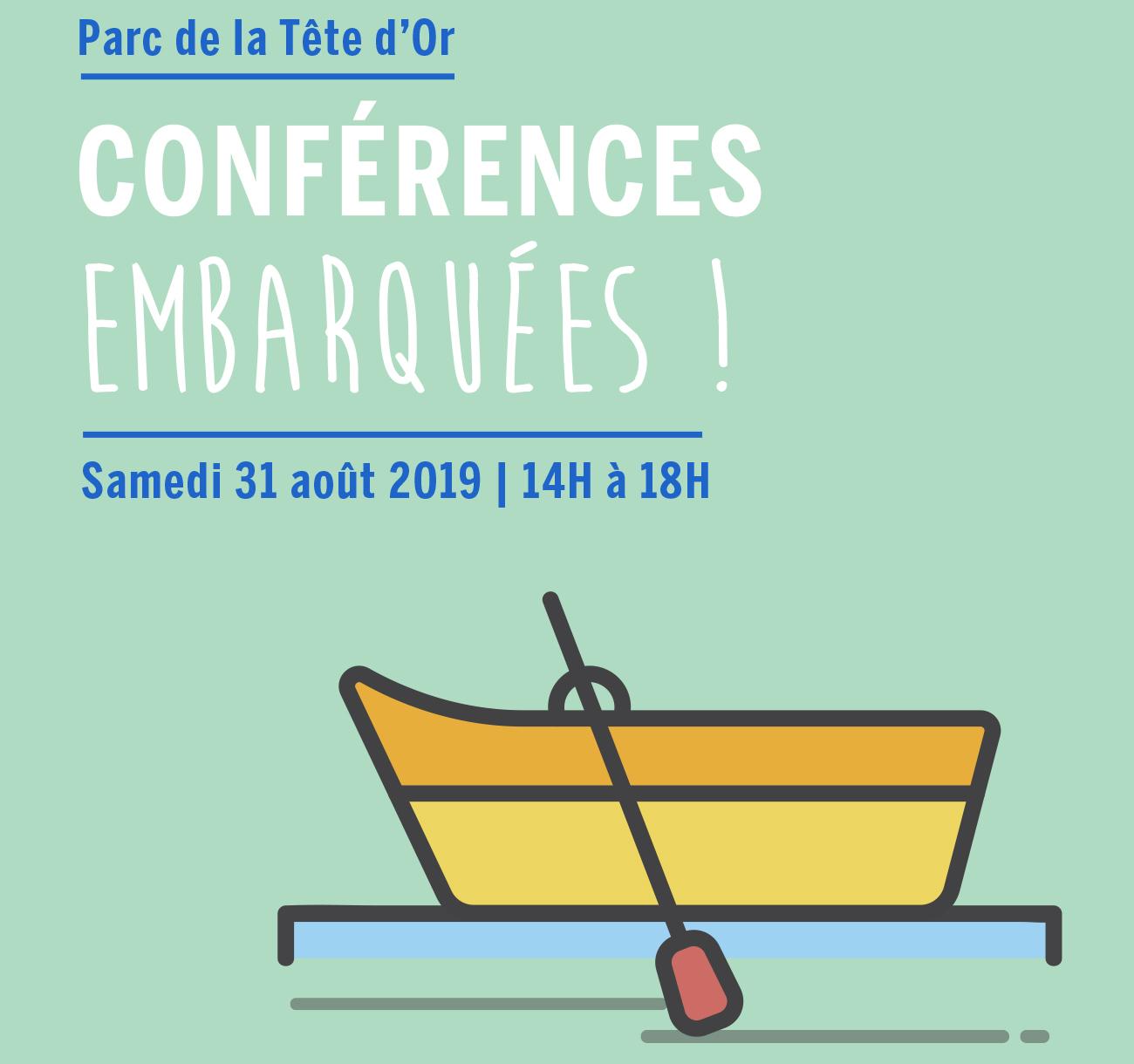 Conférences embarquées