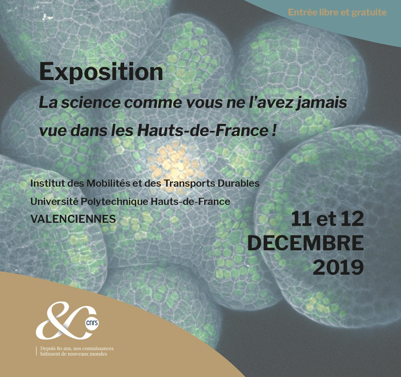 La science comme vous ne l'avez jamais vue dans les Hauts-de-France ! – Valenciennes