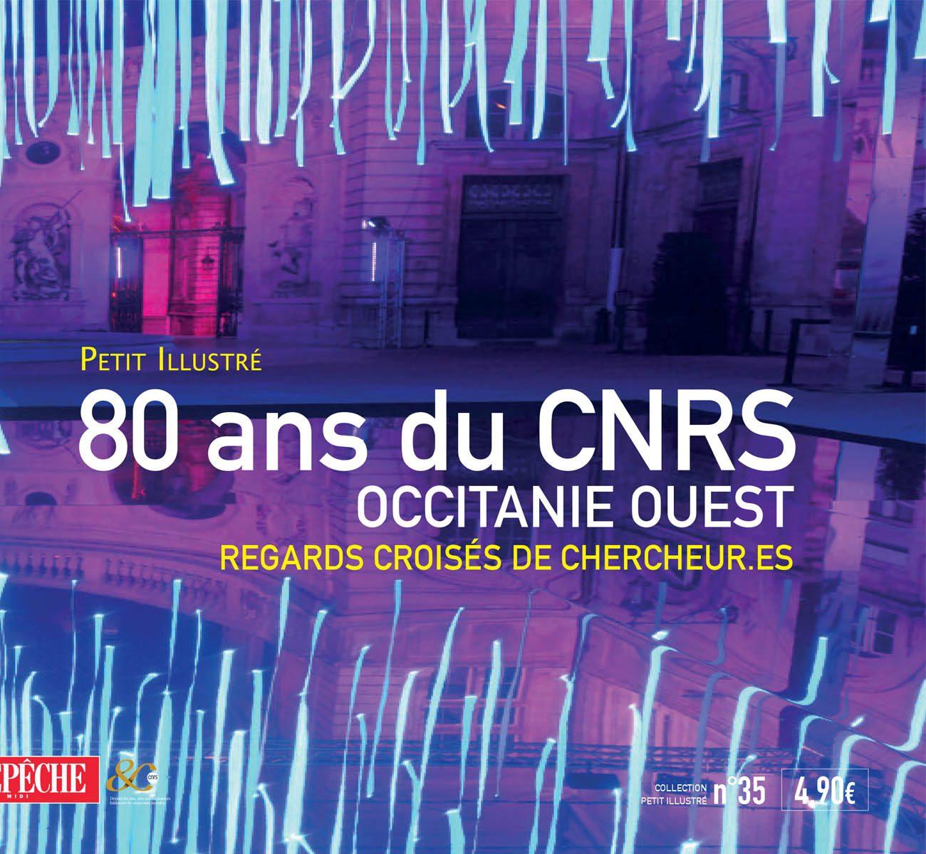 Lancement du Petit Illustré des 80 ans du CNRS