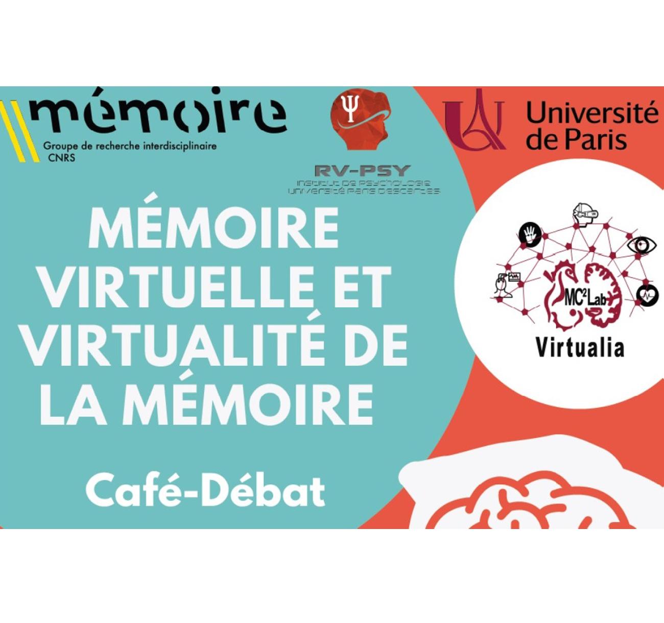 Mémoire Virtuelle et Virtualité de la Mémoire