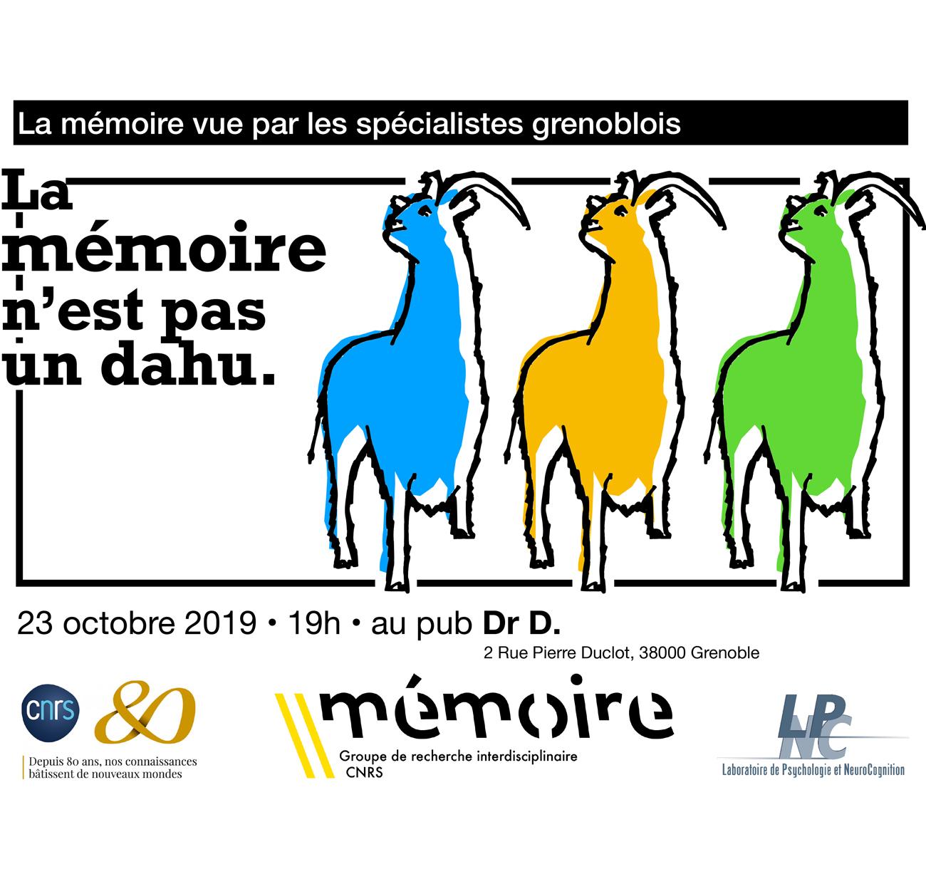 80 ans de recherche sur la mémoire au CNRS
